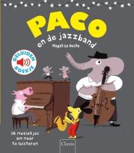 Magali Le Huche Paco en de jazzband