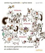 Annie M.G. Schmidt , Miauw, miauw, miauw!