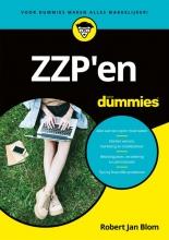 Robert Jan  Blom ZZP`en voor Dummies