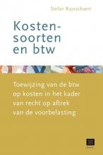 Stefan Ruysschaert , Kostensoorten en btw