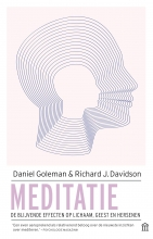 Richard Davidson Daniël Goleman, Meditatie