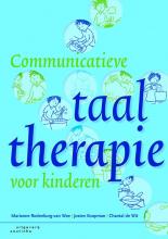 Chantal de Wit Marianne Rodenburg-van Wee  Josien Koopman, Communicatieve taaltherapie voor kinderen