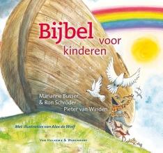Marianne  Busser, Ron  Schröder, Pieter van Winden Bijbel voor kinderen