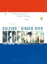 Dematons, Charlotte / Goossens, Jesse Duizend dingen over Nederland 5 ex.