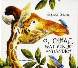 Gemma  O`Neill O, giraf, wat ben je onhandig!