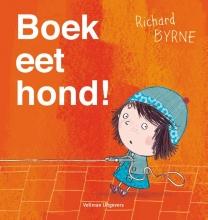 Richard  Byrne Boek eet hond!