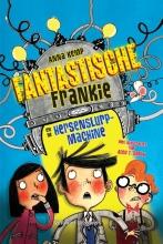 Anna Kemp , Fantastische Frankie en de hersenslurpmachine
