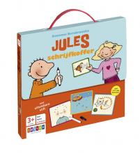 Annemie Berebrouckx , Jules schrijfkoffer 3-5 jaar