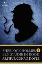 Arthur Conan  Doyle Een studie in rood