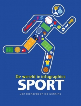 Jon  Richards, Ed  Simkins Sport - De Wereld in Infographics