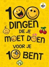 Hanne  Vandenbroeck 100 dingen die je moet doen voor je 10 bent