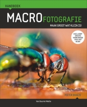 Pieter Dhaeze , Handboek macrofotografie