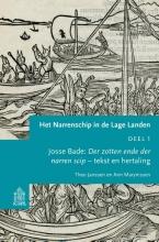 Theo  Janssen, Ann  Marynissen Studies op het gebied van de cultuur der Nederlanden Het Narrenschip in de Lage Landen