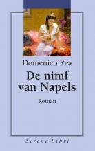Domenico  Rea De nimf van Napels