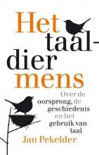 Jan Pekelder , Het taaldier mens