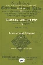 , Classicale Acta 1573-1620 IX Band 2