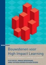 Filip  Dochy, Inneke  Berghmans, Anne-Katrien  Koenen, Mien  Segers Bouwstenen voor high impact learning
