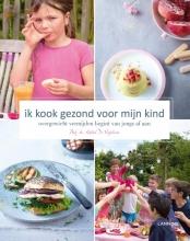 Kristel  De Vogelaere Ik kook gezond voor mijn kind