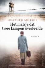 Heather Morris , Het meisje dat twee kampen overleefde