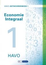 Paul Scholte Ton Bielderman  Theo Spierenburg  Gerrit Gorter  Herman Duijm  Gerda Leyendijk, Economie integraal havo Antwoordenboek 1