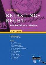 G.A.C. Aarts , Belastingrecht voor Bachelors en Masters 2021-2022 Opgavenboek