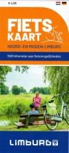 , Fietskaart Noord- en Midden-Limburg 5 exemplaren