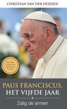 Christian van der Heijden , Paus Franciscus, Het vijfde jaar
