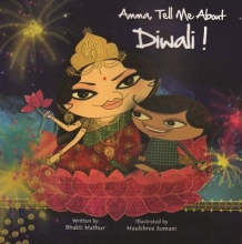 Mathur, Bhakti Amma, Tell Me about Diwali!