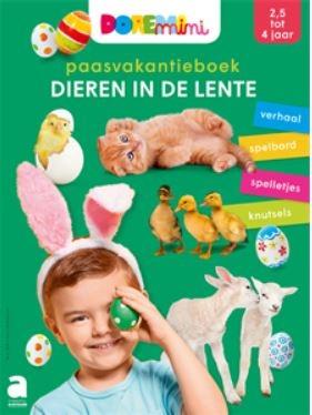 ,Doremini - Paasvakantieboek 2020: Dieren in de lente