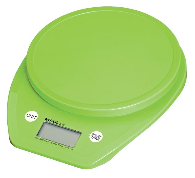 ,Briefweger MAUL Goal tot 5000 gram groen incl.batterij