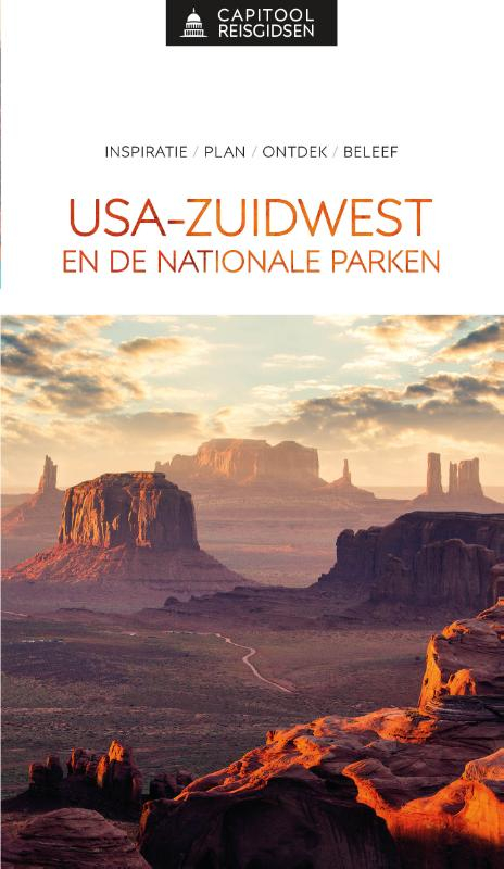 Capitool,USA -Zuidwest en de Nationale parken