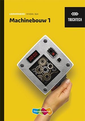 ,TouchTech Machinebouw 1 Leerwerkboek