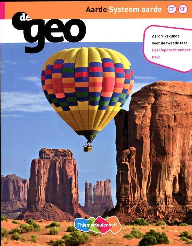 H.M. van den Bunder, J.H.A. Padmos,De geo Aarde systeem aarde havo tweede fase leeropdrachtenboek