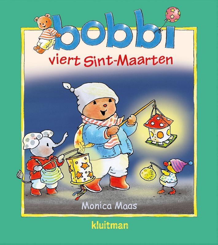 Monica Maas,Bobbi viert Sint-Maarten