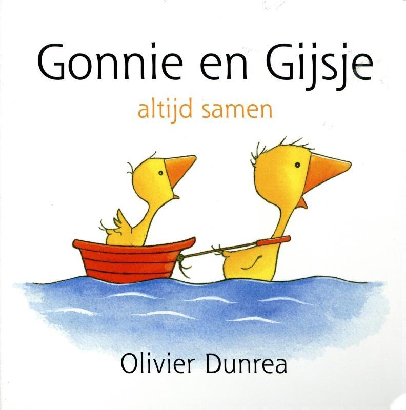 Olivier Dunrea,Gonnie en Gijsje