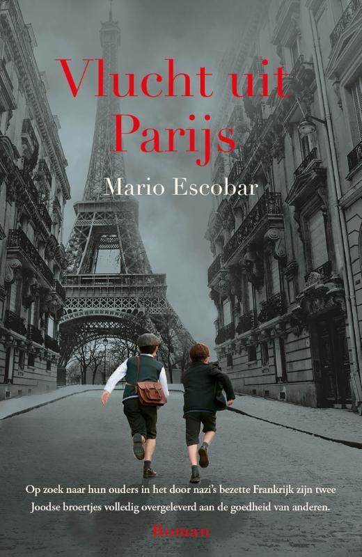 Mario Escobar,Vlucht uit Parijs