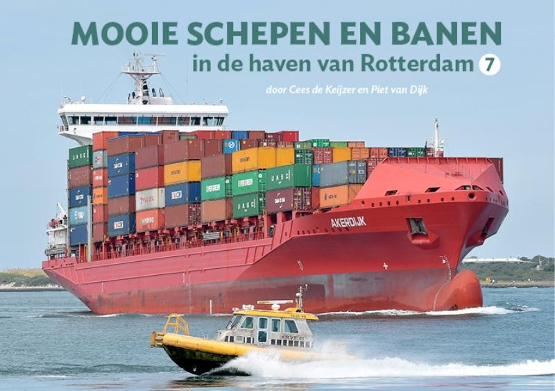 Cees de Keijzer, Piet van Dijk,Mooie schepen en banen