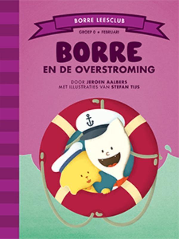 Jeroen Aalbers,Borre en de overstroming