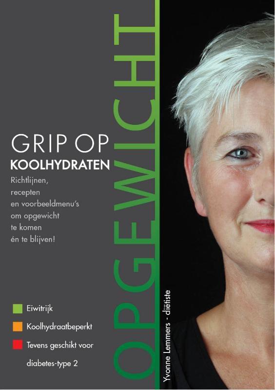 Yvonne Lemmers,Grip op koolhydraten Opgewicht