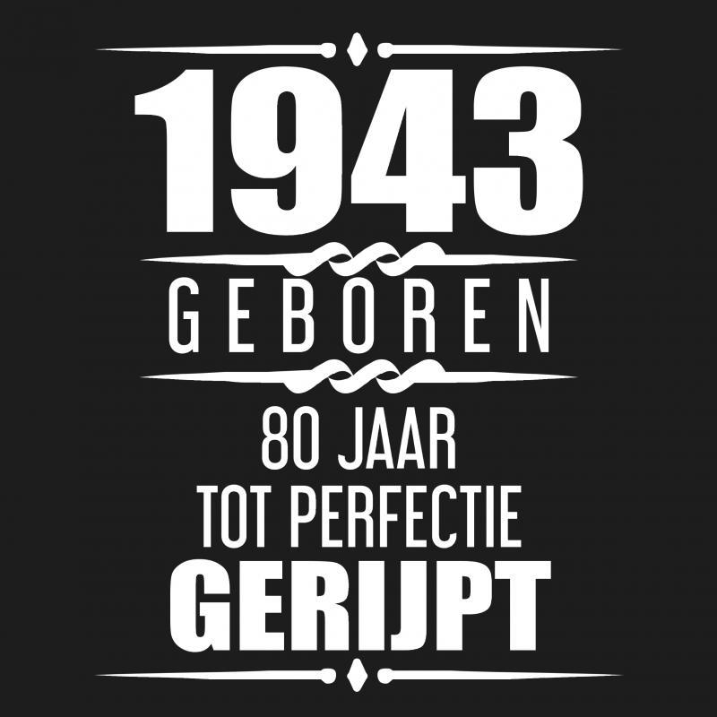Albaspirit Gastenboeken,1941 Geboren 80 Jaar Tot Perfectie Gerijpt