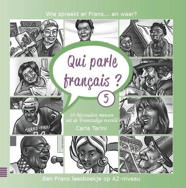 Carla Tarini,Qui parle français ? Deel 5