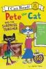 James Dean,Pete the Cat and the Surprise Teacher