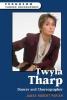 Parish, James Robert,Twyla Tharp