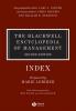 McGee, John,The Blackwell Encyclopedia of Management