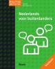 Bondi  Sciarone, Piet  Meijer, C.  Westdijk, Jan Erik  Grezel, A.  Blom, P.  Post,Nederlands voor buitenlanders Beginners NT2-niveau 0>A2 Tekstboek