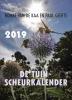 Paul  Geerts Romke van de Kaa,De tuinscheurkalender 2019