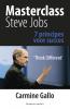 Carmine  Gallo,Masterclass Steve Jobs