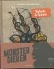 <b>Jet  Bakels, Anne-Marie  Boer</b>,Monsterdieren - fabels en feiten, het boek bij de tentoonstelling i.s.m. Teylers museum van de verwondering