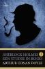 Arthur Conan  Doyle,Sherlock Holmes 1 - Een studie in Rood