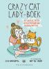 Elke Van Huffel ,Crazy Cat Lady-boek